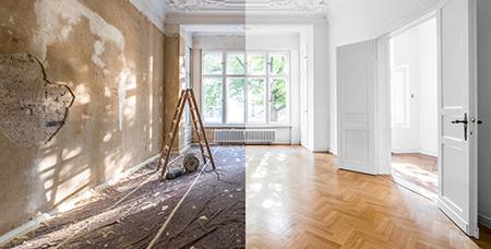 Entreprise de rénovation à Banteux