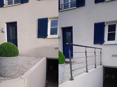 Rénovation extérieure à Banteux