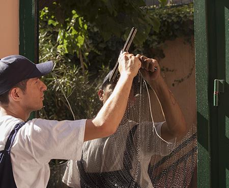 nettoyage de vitre à Banteux